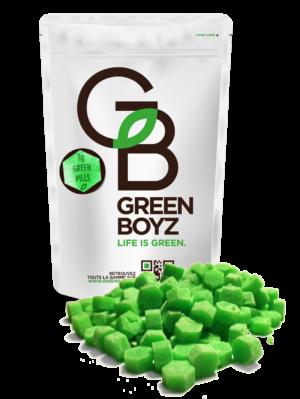 GREEN PILLS 99% CBD GREENBOYZ Shop